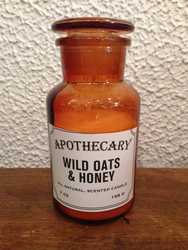 DOFTLJUS, WILD OATS & HONEY