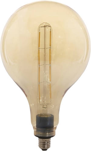 GLÖDLAMPA, DROP, LED 180mm