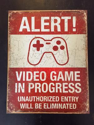 ALERT! VIDEO GAMES