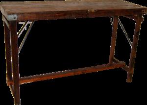 GAMMALT BARBORD 172x59 cm